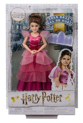 Кукла Гермиона Грейнджер - Святочный Бал (Harry Potter Hermione Granger Yule Ball Doll) (фото, вид 1)