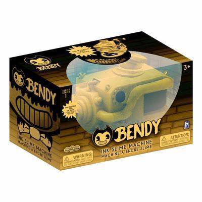 Чернильная машина Бенди - Темное Возрождение (Bendy and The Dark Revival - Ink Machine Playset) (фото, вид 1)