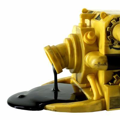 Чернильная машина Бенди - Темное Возрождение (Bendy and The Dark Revival - Ink Machine Playset) (фото, вид 2)