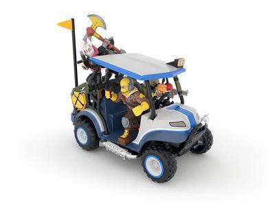 Вездеход Для Картинга и фигурка Дрифт Королевская битва Фортнайт (Fortnite Battle Royale Collection: All Terrain Kart Vehicle & Drift Figure) (фото, вид 3)