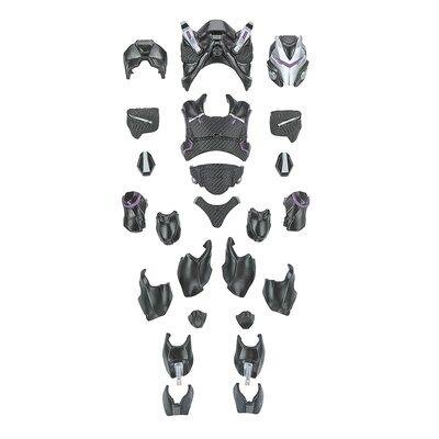 Омега пурпур (фиолетовый вариант) - Легендарная серия Максимальный уровень (Fortnite Legendary Series Max Level Figure, Omega Purple Varian) (фото, вид 2)