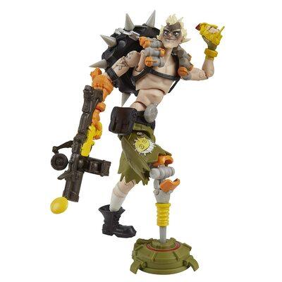 Крысавчик - фигурка Овервотч (Hasbro Ovw Ultimates Pop Rocks Figure) (фото, вид 2)