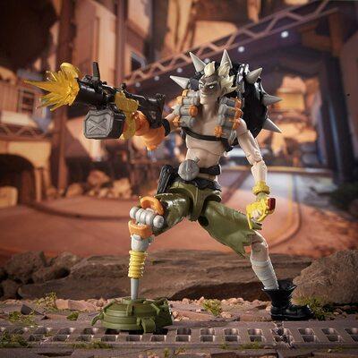 Крысавчик - фигурка Овервотч (Hasbro Ovw Ultimates Pop Rocks Figure) (фото, вид 3)