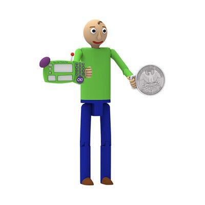 Фигурка Балди - с планшетом из игры Балди Басикс (Baldi's Basics Action Figure. You can think Pad) (фото, вид 1)