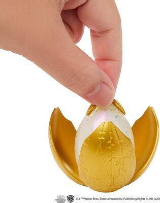 Кукла Гарри Поттер - Кубок огня с палочкой и золотым яйцом (Harry Potter Collectible Triwizard Tournament Doll, Wand and Golden Egg Accessory) (фото, вид 4)