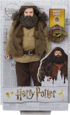 Кукла Рубеус Хагрид - Гарри Поттер (Harry Potter Rubeus Hagrid Collectible Doll) (фото, вид 1)