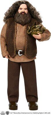 Кукла Рубеус Хагрид - Гарри Поттер (Harry Potter Rubeus Hagrid Collectible Doll) (фото, вид 2)