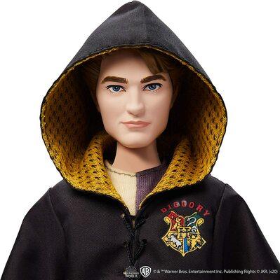 Кукла Седрик Диггори - Кубок огня с кубком (Harry Potter Cedric Diggory Collectible Triwizard Tournament Doll) (фото, вид 2)