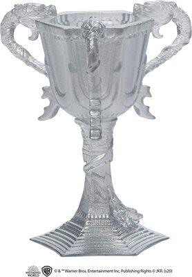 Кукла Седрик Диггори - Кубок огня с кубком (Harry Potter Cedric Diggory Collectible Triwizard Tournament Doll) (фото, вид 3)