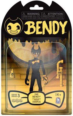 Фигурка Чернильный Бенди - Бенди Темное Возрождение 3-серия (Bendy and The Dark Revival Action Figures) (фото, вид 2)
