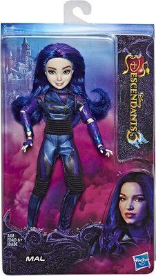 """Кукла Мэл из серии """"Наследники Дисней 3"""" (Disney Descendants Mal Doll,Inspired by Disney's Descendants 3) (фото, вид 1)"""