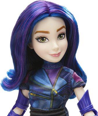 """Кукла Мэл из серии """"Наследники Дисней 3"""" (Disney Descendants Mal Doll,Inspired by Disney's Descendants 3) (фото, вид 2)"""