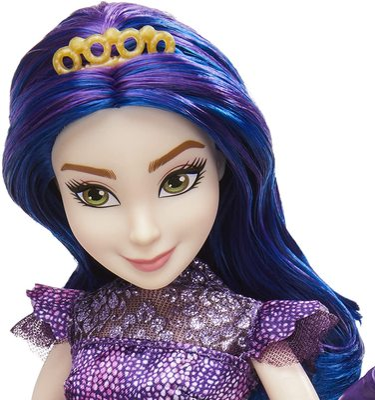 "Набор кукол Бен и Мэл из серии ""Наследники Дисней 3"" (Disney Descendants 3 Royal Couple Engagement, 2-Doll Pack Ben and Mal) (фото, вид 2)"