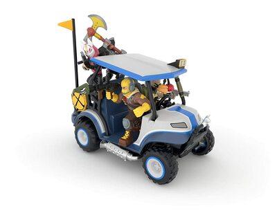 """Вездеход Для Картинга и фигурка Дрифт из серии """"Королевская битва Фортнайт"""" (Fortnite Battle Royale Collection: All Terrain Kart Vehicle & Drift Figure) (фото, вид 3)"""