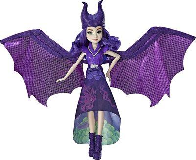 Кукла-трансформер Королева Дракон Мэл, «Наследники Диснея-3» (Disney Descendants Dragon Queen Mal, Fashion Doll Transforms to Winged Dragon) (фото, вид 2)