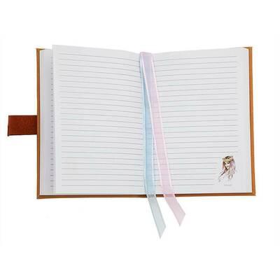 """Дневник Одри, украшенный стразами и золотыми буквами из серии """"Наследники Дисней 3"""" (Disney Descendants 3 - Audrey Diary Notebook) (фото, вид 1)"""