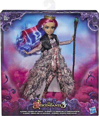 Кукла Одри Делюкс из серии «Наследники Дисней 3» (Disney Descendants Audrey Doll, Deluxe Queen of Mean Toy from Descendants Three) (фото, вид 1)