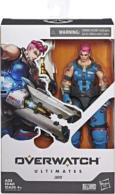 Заря - фигурка Овервотч (Hasbro Overwatch Ultimates Series ZARYA Collectible Action Figure) (фото, вид 1)