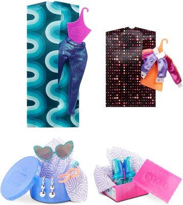 Кукла ЛОЛ Сюрприз O.М.G. 3 серия, Стильная Роллер Чик, с 20 сюрпризами (L.O.L. Surprise! O.M.G. Series 3 Roller Chick Fashion Doll with 20 Surprises) (фото, вид 3)