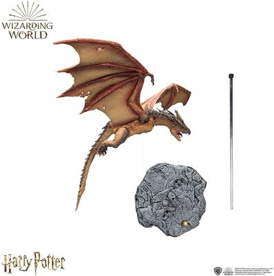 Фигурка Венгерский Рогохвост «Гарри Поттер» (Harry Potter Hungarian Horntail Deluxe Box) (фото, вид 3)