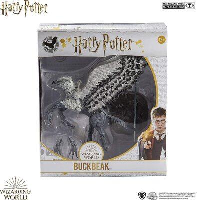 Фигурка Гиппогриф Клювокрыл «Гарри Поттер» (Harry Potter - Buckbeak Deluxe Figure) (фото, вид 3)