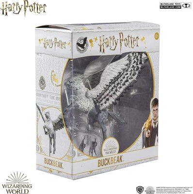 Фигурка Гиппогриф Клювокрыл «Гарри Поттер» (Harry Potter - Buckbeak Deluxe Figure) (фото, вид 4)