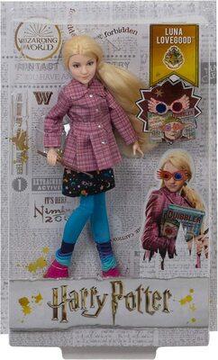 Кукла Луна Лавгуд (Полумна) - Гарри Поттер (Harry Potter Luna Lovegood Doll) (фото, вид 1)