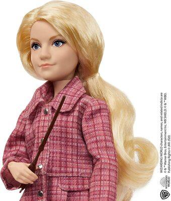 Кукла Луна Лавгуд (Полумна) - Гарри Поттер (Harry Potter Luna Lovegood Doll) (фото, вид 4)