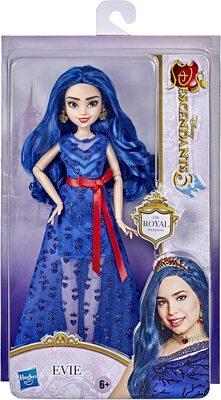 Кукла Иви (Эви) «Королевская свадьба», «Наследники Диснея -3» (Disney Descendants Evie Doll, Inspired by Disney The Royal Wedding) (фото, вид 1)