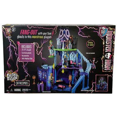 """Катакомбы - набор серии """"Слияние монстров"""" (Catacombs House: Freaky Fusion) (фото, вид 1)"""