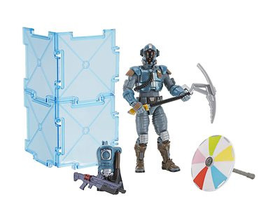 Пришелец - Комплект для выживания Фортнайт (Fortnite Early Game Survival Kit Figure Pack, The Visitor) (фото, вид 18)