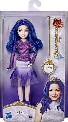 Кукла Мэл «Королевская свадьба», «Наследники Диснея -3» (Disney Descendants Mal Doll, Inspired by Disney The Royal Wedding) (фото, вид 1)