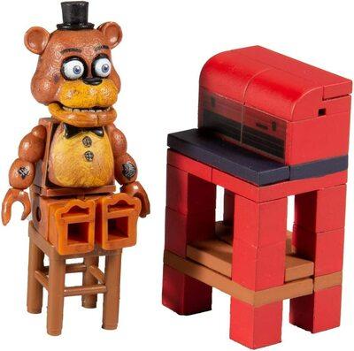 Запчасти и сервис - конструктор пять ночей с Фредди 39 дет. (McFarlane Toys Five Nights at Freddy's Parts and Service Micro Construction Set) (фото, вид 1)