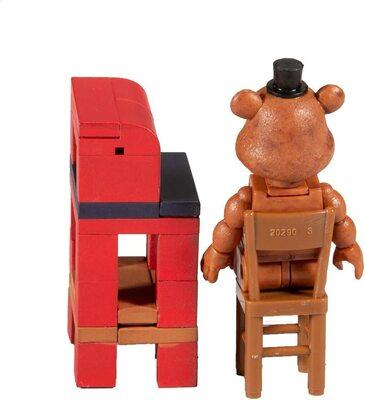 Запчасти и сервис - конструктор пять ночей с Фредди 39 дет. (McFarlane Toys Five Nights at Freddy's Parts and Service Micro Construction Set) (фото, вид 2)