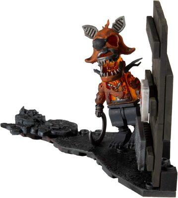 Кукурузный лабиринт - конструктор пять ночей с Фредди 38 дет. (McFarlane Toys Five Nights at Freddy's Corn Maze Micro Construction Set) (фото, вид 2)