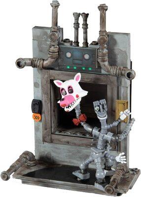 Ремонт верхнего вентилятора - конструктор пять ночей с Фредди 88 дет. (McFarlane Toys Five Nights at Freddy's Upper Vent Repair Small Construction) (фото, вид 1)
