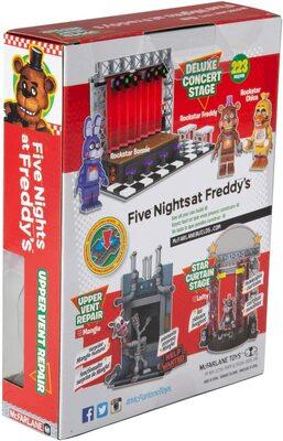 Ремонт верхнего вентилятора - конструктор пять ночей с Фредди 88 дет. (McFarlane Toys Five Nights at Freddy's Upper Vent Repair Small Construction) (фото, вид 3)
