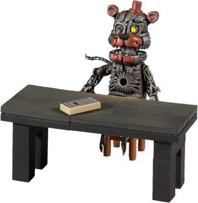 Комната Спасения - конструктор пять ночей с Фредди 32 дет. (McFarlane Toys Five Nights at Freddy's Salvage Room Micro Construction Set) (фото, вид 1)