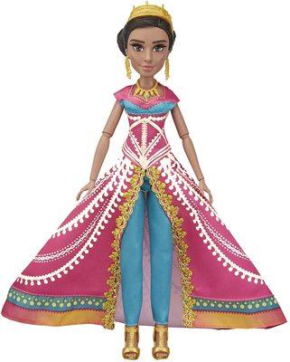 Кукла Принцесса Жасмин - «Аладдин» - Дисней (Disney Aladdin Glamorous Jasmine Deluxe Fashion Doll) (фото, вид 1)