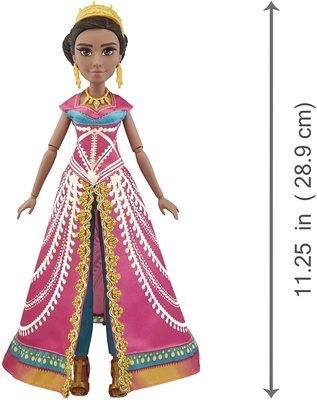 Кукла Принцесса Жасмин - «Аладдин» - Дисней (Disney Aladdin Glamorous Jasmine Deluxe Fashion Doll) (фото, вид 4)