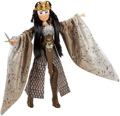 Набор кукол Мулан и Сяньнян - «Мулан» - Дисней (Disney Mulan and Xianniang Dolls with Helmet) (фото, вид 2)