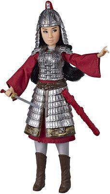 Кукла Мулан с двумя комплектами одежды и аксессуарами - «Мулан» - Дисней (Disney Mulan Two Reflections Set, Fashion Doll with 2 Outfits and Accessories) (фото, вид 2)