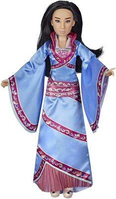 Кукла Мулан с двумя комплектами одежды и аксессуарами - «Мулан» - Дисней (Disney Mulan Two Reflections Set, Fashion Doll with 2 Outfits and Accessories) (фото, вид 3)