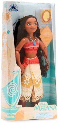 Кукла Моана классическая с подвеской - «Моана» - Дисней (Disney Moana Classic Doll with Pendant) (фото, вид 1)
