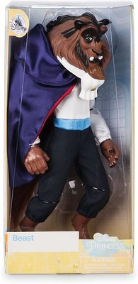 Чудовище классическая кукла - «Красавица и Чудовище» - Дисней (Disney The Beast Classic Doll - Beauty and The Beast) (фото, вид 1)