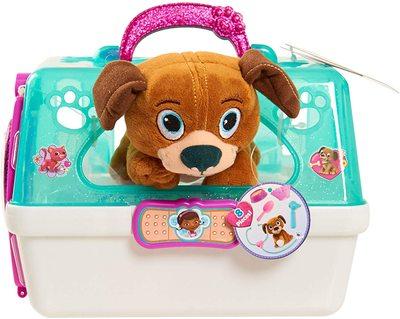 Игровой набор Переноска с собачкой - «Доктор Плюшева» - Дисней (Doc McStuffins Toy Hospital On-The-Go Pet Carrier, Findo) (фото, вид 2)