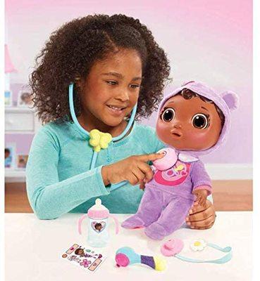 Игровой набор «Выздоравливай, малышка СиСи» - «Доктор Плюшева» - Дисней (Doc McStuffins Disney Junior Get Better Baby Cece) (фото, вид 1)