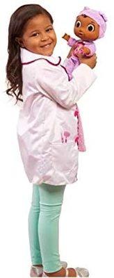 Игровой набор «Выздоравливай, малышка СиСи» - «Доктор Плюшева» - Дисней (Doc McStuffins Disney Junior Get Better Baby Cece) (фото, вид 2)