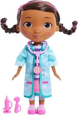Кукла Дотти - ветеринар в голубом халате - «Доктор Плюшева» - Дисней (Doc McStuffins Pet Rescue Doc Doll) (фото, вид 2)