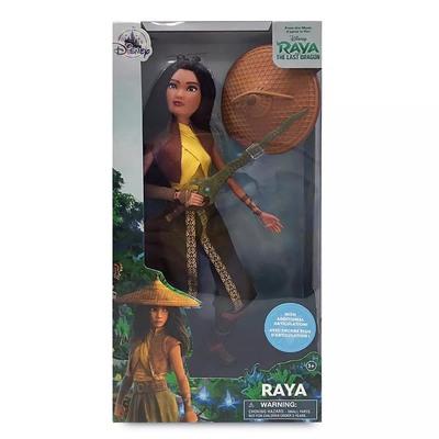 Кукла Райя - Райя и последний дракон - Дисней (Raya Classic Doll – Raya and the Last Dragon) (фото, вид 1)